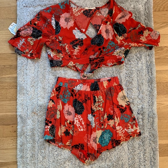 ILLA ILLA Other - Illa Illa Short Set